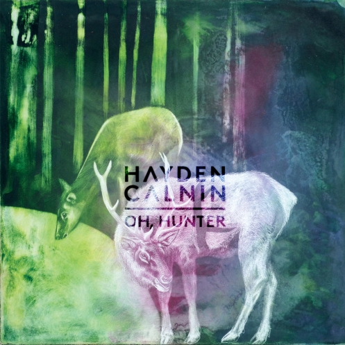 Oh, Hunter - Hayden Calnin EP Cover Art